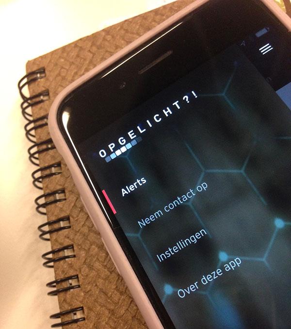 Nieuw: de Opgelicht?!-app voor smartphones.